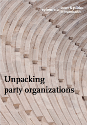 Unpacking party organizations